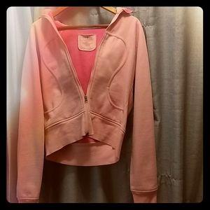 Lululemon Pink Scuba